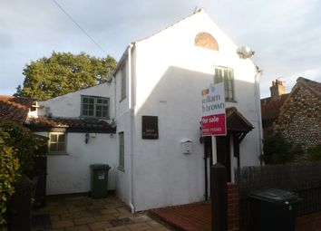 Thumbnail 2 bedroom semi-detached house for sale in Cross Street, Holt