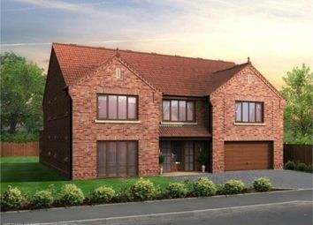 Thumbnail 5 bedroom detached house for sale in New Detached House, Morthen View, Wickersley, Rotherham, South Yorkshire