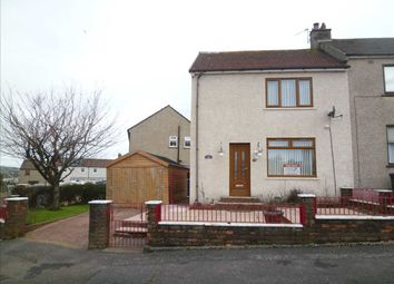 Thumbnail 2 bed end terrace house for sale in Elder Avenue, Beith