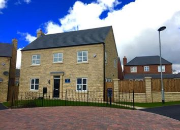 Thumbnail 4 bed detached house for sale in Rivington View, Eaves Lane, Chorley, Lancashire