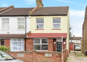 Thumbnail 3 bed end terrace house for sale in Totton Road, Thornton Heath