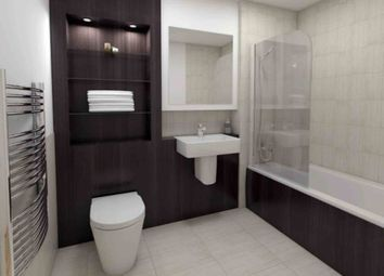 Thumbnail 1 bed flat for sale in Salford, Manchester