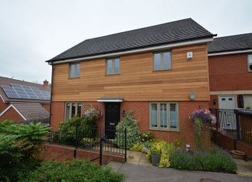 Thumbnail 4 bed detached house for sale in Campbell Road, Hereford