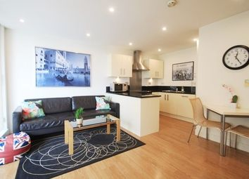 Thumbnail 1 bed flat to rent in The Galley, Basin Approach, Royal Docks, London