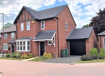 Britten Close, Aylesbury HP21. 3 bed detached house for sale