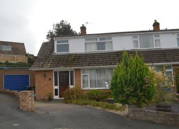 Thumbnail 2 bed semi-detached house for sale in Tryfan, Glan Conwy