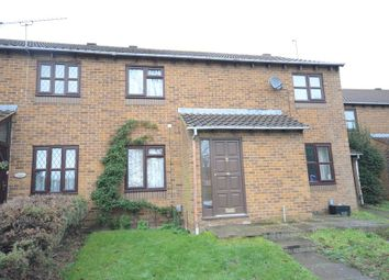 Thumbnail 2 bed terraced house to rent in Chilcombe Way, Lower Earley, Reading