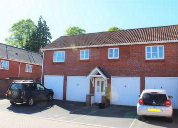 Thumbnail 2 bed flat to rent in Grenville View, Cotford St. Luke, Taunton