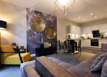 Thumbnail 2 bed flat for sale in Garden Square East, Solihull
