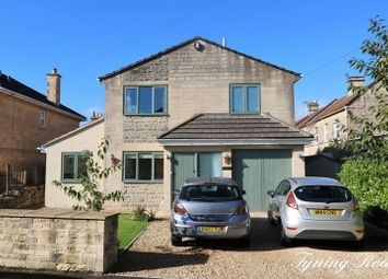 Thumbnail 3 bed detached house for sale in Tyning Road, Combe Down, Bath