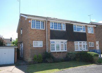 Thumbnail 4 bed semi-detached house for sale in Mallard Close, Kelvedon, Essex