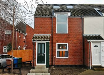 Thumbnail 3 bed end terrace house for sale in Stave Yard Road, London