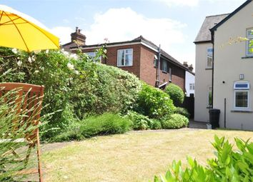 Thumbnail 2 bed semi-detached house to rent in Bremer Road, Staines, Surrey