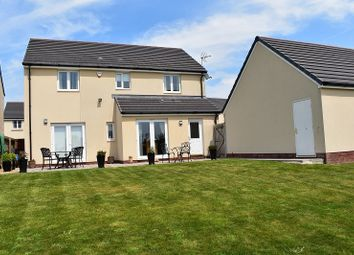 Thumbnail 4 bed detached house for sale in Ffordd Yr Hebog, Coity, Bridgend.