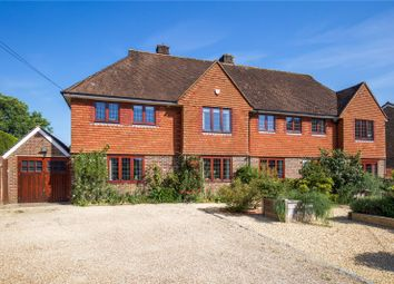 Thumbnail 5 bed property for sale in Lewes Road, Haywards Heath, West Sussex
