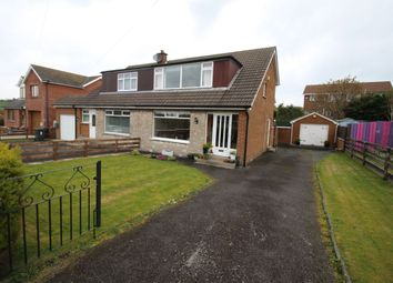 Thumbnail 3 bedroom semi-detached house for sale in Talbot Park, Bangor