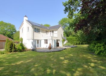 4 bed detached house for sale in Everton Road, Hordle, Lymington, Hampshire SO41
