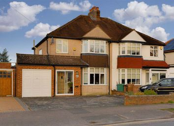 3 bed semi-detached house for sale in Sparrow Farm Road, Epsom, Surrey KT17