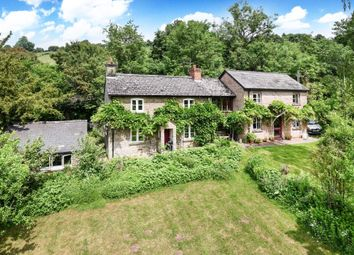 Thumbnail 4 bed cottage for sale in Rowlestone, Hereford
