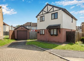 Thumbnail 4 bedroom detached house for sale in School Walk, Whitehall, Bristol, Avon
