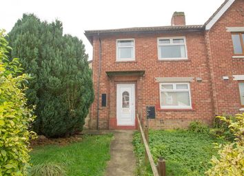 Thumbnail 3 bedroom semi-detached house to rent in Eden Avenue, Consett