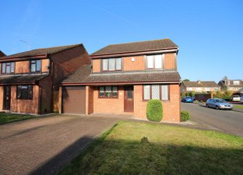 Thumbnail 4 bed detached house for sale in Saxon Way, Old Windsor, Windsor
