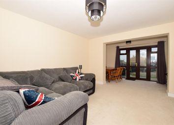 2 bed end terrace house for sale in Chipstead Road, Parkwood, Gillingham, Kent ME8