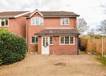 Thumbnail 3 bedroom detached house for sale in Stable Close, Stanway, Colchester, Essex