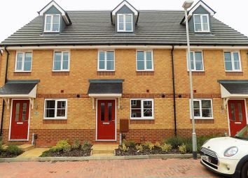 Thumbnail 3 bed town house for sale in Paterson Drive, Marston Grange, Stafford