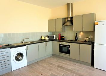 Thumbnail 2 bed flat for sale in Gallery Square, Walsall