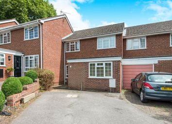 Thumbnail 3 bed terraced house for sale in Bridgers Close, Rownhams, Southampton
