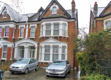 Thumbnail 3 bed flat for sale in Bromley Road, London