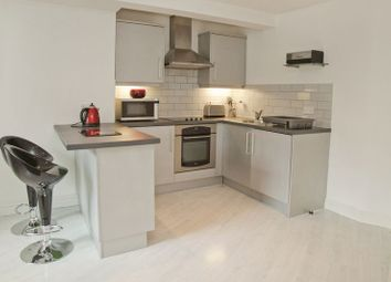 Thumbnail 1 bed flat to rent in Swan Street, Lincoln
