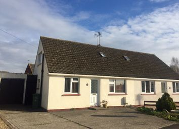 Thumbnail 2 bed semi-detached bungalow for sale in Ryelands Road, Stonehouse