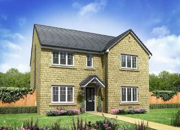 "Thumbnail 5 bed detached house for sale in ""The Marylebone"" at Church Hill Terrace, Church Hill, Sherburn In Elmet, Leeds"