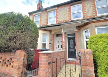 Thumbnail 2 bed end terrace house for sale in Beecham Road, Reading, Berkshire