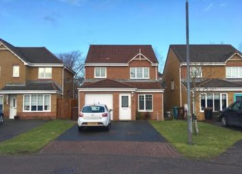 Thumbnail 3 bed detached house for sale in Borthwick Place, Gartcosh, Glasgow, North Lanarkshire