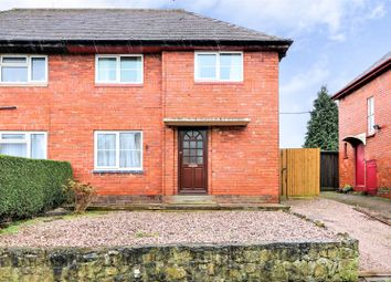 Thumbnail 3 bedroom semi-detached house for sale in Berry Avenue, Breedon-On-The-Hill