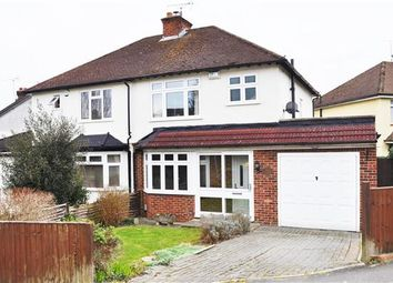 Thumbnail 3 bed semi-detached house for sale in Tovil Green, Tovil, Maidstone