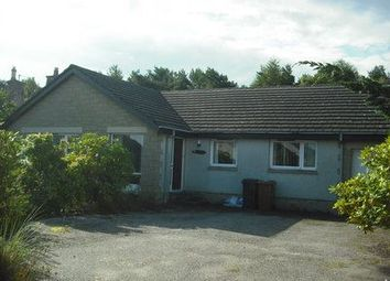 Thumbnail 3 bedroom detached bungalow to rent in Balnacoul Road, Mosstodloch, Moray, Fochabers