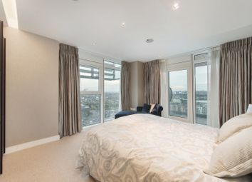 Thumbnail 3 bed flat for sale in Ascensis Tower, Juniper Drive, London