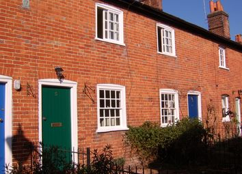 Thumbnail 1 bed terraced house to rent in Lowndes Buildings, Farnham