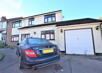 Thumbnail 4 bed end terrace house for sale in Riversdale Road, Collier Row