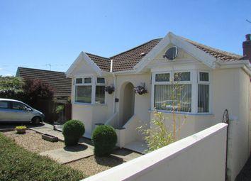 Thumbnail 2 bedroom bungalow for sale in Rhyddwen Road, Craig Cefn Parc, Swansea