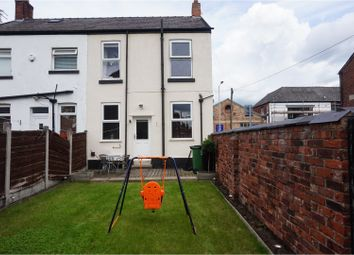 Thumbnail 2 bedroom semi-detached house for sale in Commercial Road, Stockport