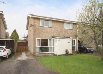 Thumbnail 2 bed semi-detached house for sale in Ennerdale Close, Dronfield Woodhouse, Dronfield, Derbyshire