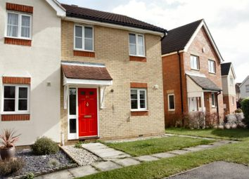 Thumbnail 3 bed semi-detached house to rent in White Caville, Haverhill