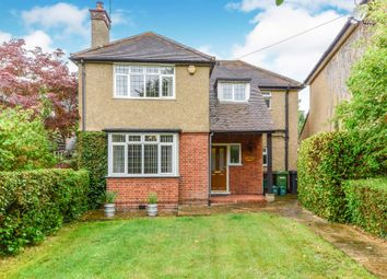 Thumbnail 4 bed detached house for sale in Watling Street, Park Street, St. Albans