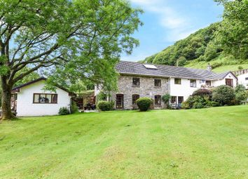Thumbnail 5 bed detached house for sale in Llanwrthwl, Mid Wales