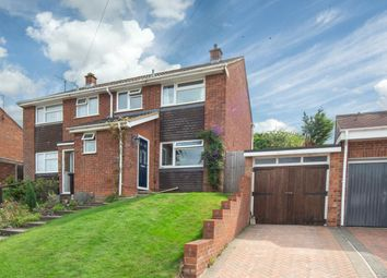 Thumbnail 3 bedroom semi-detached house for sale in Langdale Road, Dunstable, Bedfordshire